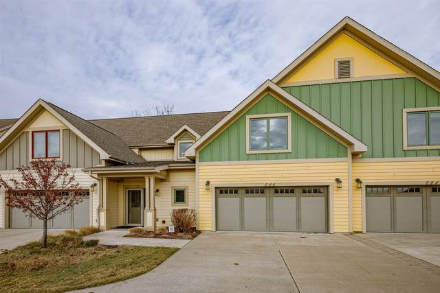 526 Kamm Island Place #12, Mishawaka, IN 46544 (MLS #202004543) :: The ORR Home Selling Team