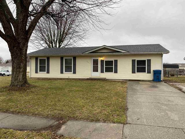 801 Mitchell Drive, Gas City, IN 46933 (MLS #202004548) :: The Carole King Team