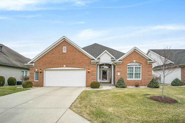1821 Woodgate Drive, Goshen, IN 46526 (MLS #202004675) :: Anthony REALTORS