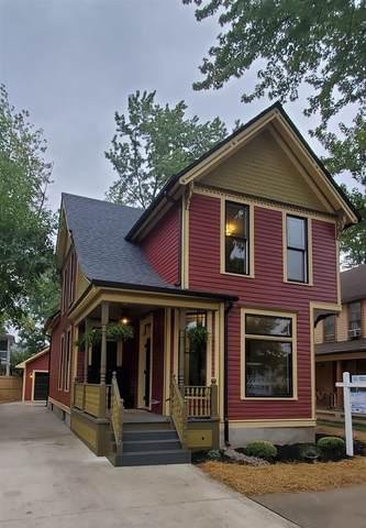 1011 Jackson Street, Fort Wayne, IN 46802 (MLS #202004702) :: Anthony REALTORS