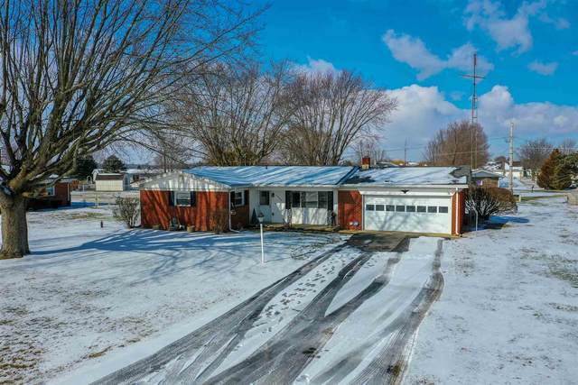 1602 W 32ND Street, Marion, IN 46953 (MLS #202004926) :: The Romanski Group - Keller Williams Realty