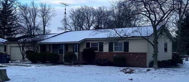 1935 N Tree Street, Parker City, IN 47368 (MLS #202004949) :: The ORR Home Selling Team