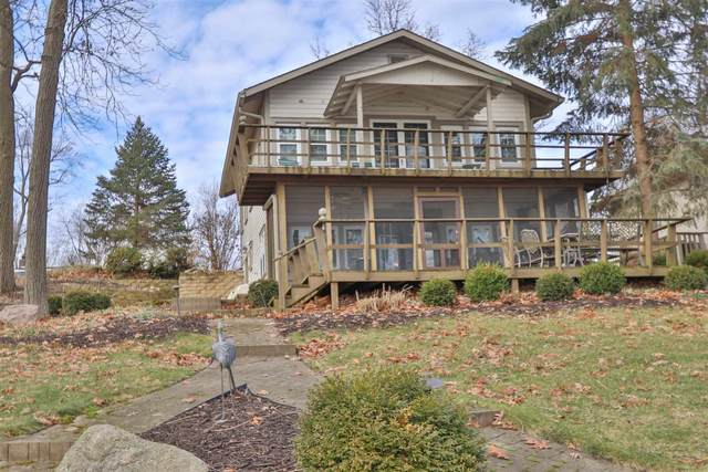 3057 N Lakeshore Drive, Monticello, IN 47960 (MLS #202004983) :: The Romanski Group - Keller Williams Realty