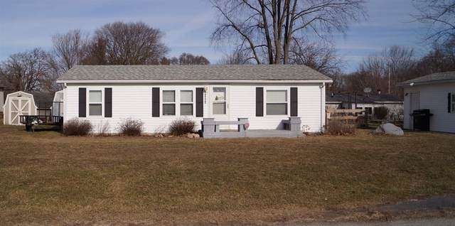 5952 N East Shafer Drive, Monticello, IN 47960 (MLS #202005170) :: The Romanski Group - Keller Williams Realty