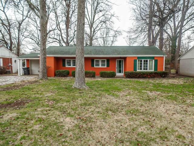 2508 E Chandler Avenue, Evansville, IN 47714 (MLS #202005175) :: The ORR Home Selling Team