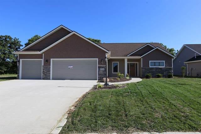 12846 Galena Creek Trail, Fort Wayne, IN 46814 (MLS #202005194) :: The ORR Home Selling Team