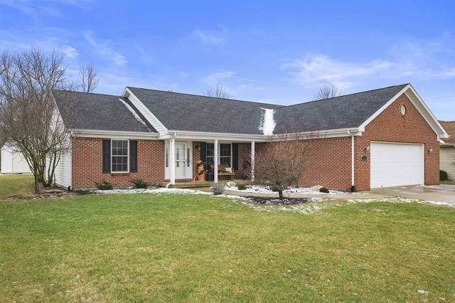 107 W Lexi Lane, Parker City, IN 47368 (MLS #202005198) :: The ORR Home Selling Team