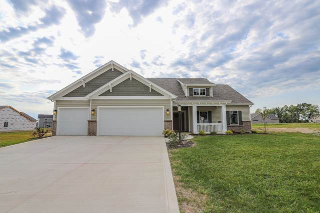 13595 Pommel Cove, Grabill, IN 46741 (MLS #202005199) :: TEAM Tamara