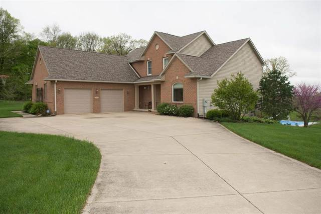 7596 Homestead Trail, Lafayette, IN 47909 (MLS #202005238) :: The Romanski Group - Keller Williams Realty
