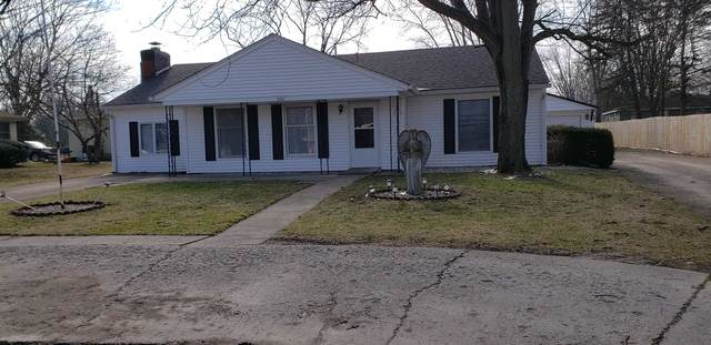 2707 W Boulevard Street, Kokomo, IN 46902 (MLS #202005273) :: The Romanski Group - Keller Williams Realty