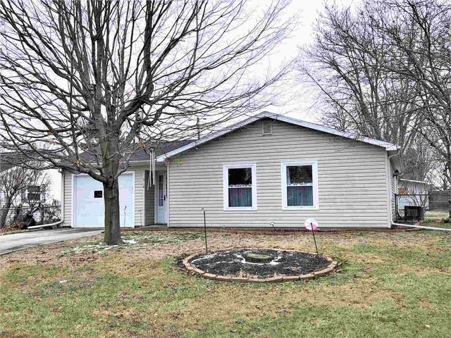 5914 Council Ring Boulevard, Kokomo, IN 46902 (MLS #202005287) :: The Romanski Group - Keller Williams Realty