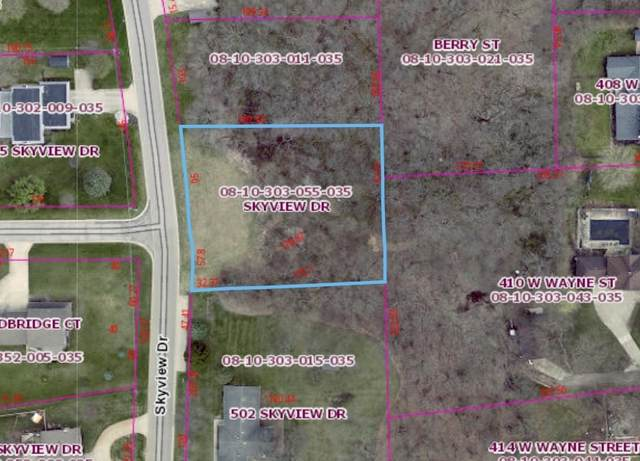 000 Skyview Drive, Middlebury, IN 46540 (MLS #202005312) :: Anthony REALTORS