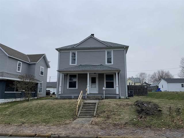 405 N Lincoln Avenue, Alexandria, IN 46001 (MLS #202005329) :: The ORR Home Selling Team