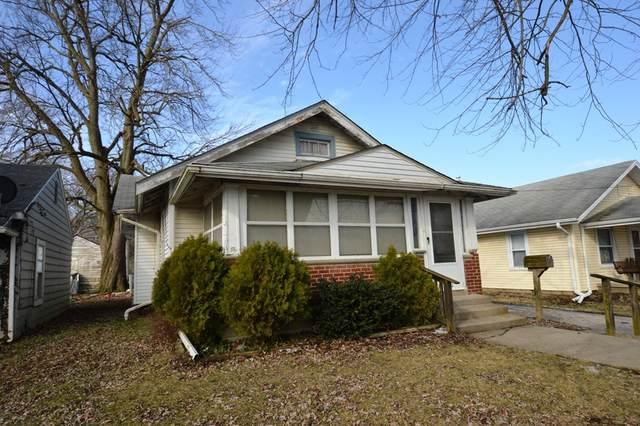656 N Hoke Avenue, Frankfort, IN 46041 (MLS #202005370) :: The Romanski Group - Keller Williams Realty