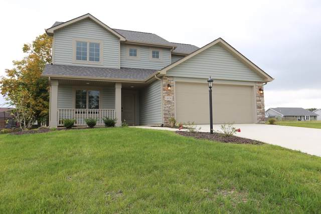 1406 Hideaway Drive, Auburn, IN 46706 (MLS #202005375) :: TEAM Tamara