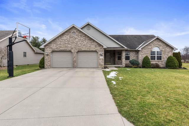 8001 W Kennedy Parkway, Yorktown, IN 47396 (MLS #202005404) :: The ORR Home Selling Team
