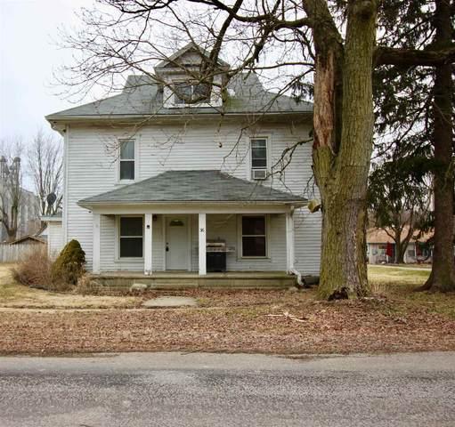 36 N Mcclurg Street, Frankfort, IN 46041 (MLS #202005447) :: The Romanski Group - Keller Williams Realty
