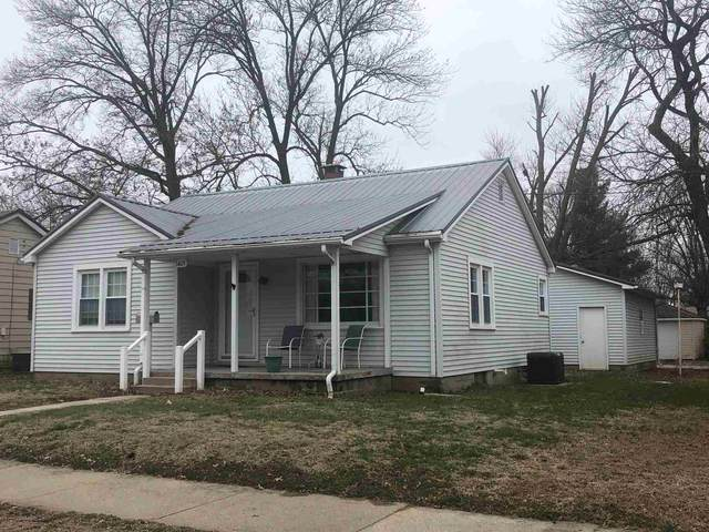 1409 E Sycamore Street, Vincennes, IN 47591 (MLS #202005523) :: Parker Team