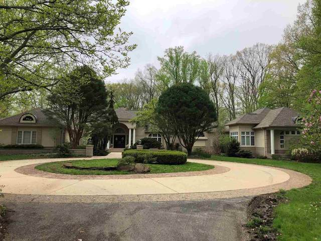 195 Stacey Hollow Lane, Lafayette, IN 47905 (MLS #202005572) :: The Carole King Team