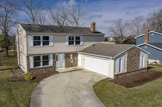 11631 Westwind Drive, Fort Wayne, IN 46845 (MLS #202005589) :: TEAM Tamara
