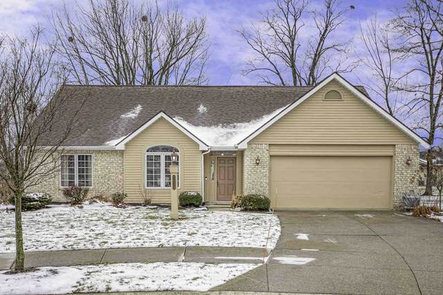 7825 Morning Gate Court, Fort Wayne, IN 46804 (MLS #202005667) :: TEAM Tamara