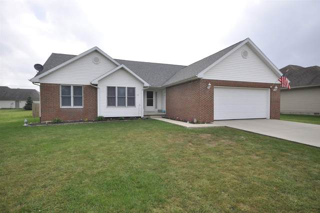 401 Maryland Street, Parker City, IN 47368 (MLS #202005748) :: The ORR Home Selling Team