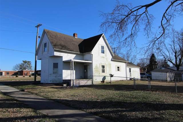 60 E Main Street, Poseyville, IN 47633 (MLS #202005751) :: Parker Team