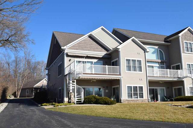 8732 E Smith Dr.  #7, Syracuse, IN 46567 (MLS #202005829) :: Anthony REALTORS