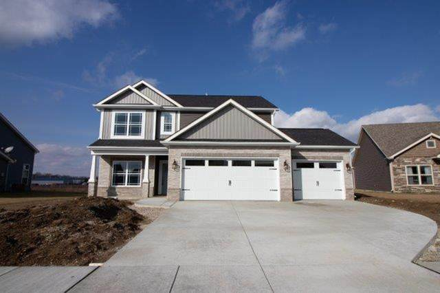 2844 Needletail Drive, West Lafayette, IN 47906 (MLS #202005833) :: The Romanski Group - Keller Williams Realty