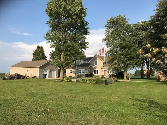1702 W State Road 128, Alexandria, IN 46001 (MLS #202005972) :: The ORR Home Selling Team