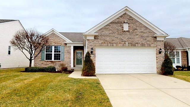 12951 Venito Trail, Fishers, IN 46037 (MLS #202006030) :: Parker Team