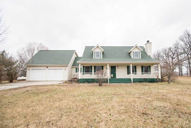 2020 W Wolf Road, Columbia City, IN 46725 (MLS #202006103) :: Parker Team