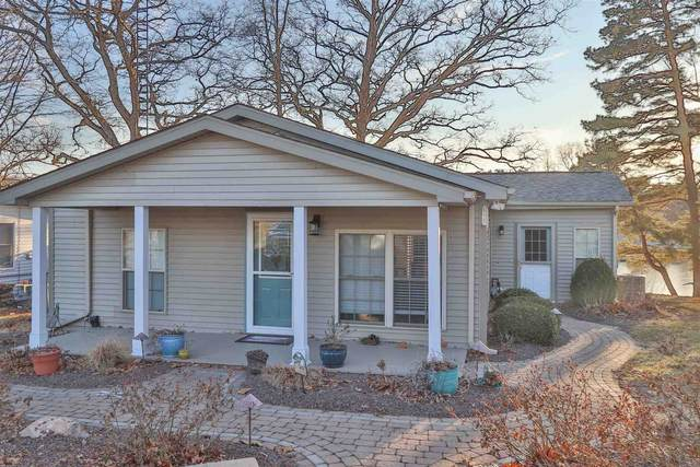 3568 E Bailey Road, Monticello, IN 47960 (MLS #202006252) :: The Carole King Team