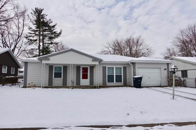 2917 N Belmont Drive, Muncie, IN 47304 (MLS #202006394) :: The ORR Home Selling Team