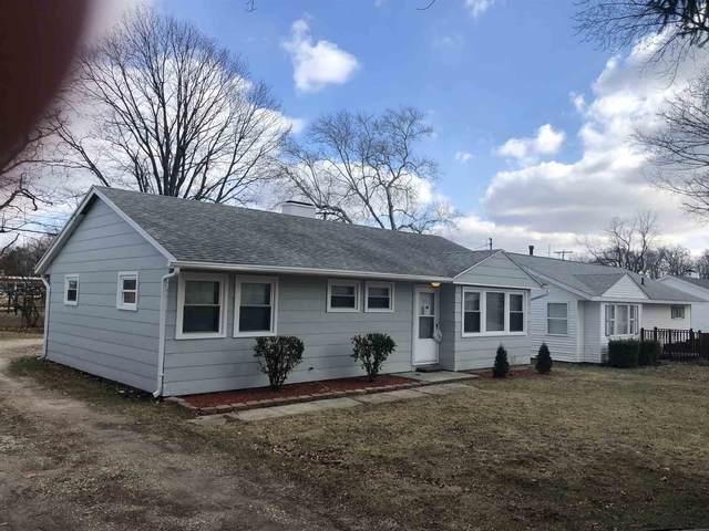200 N Greenbriar Road, Muncie, IN 47304 (MLS #202006400) :: The ORR Home Selling Team