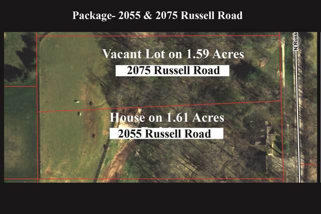 2055 & 2075 N Russell Road, Bloomington, IN 47408 (MLS #202006449) :: Parker Team