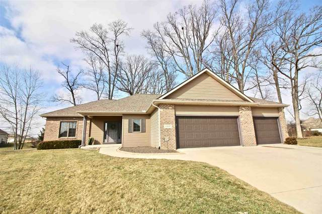 13017 Regatta Place, Fort Wayne, IN 46845 (MLS #202006458) :: Anthony REALTORS