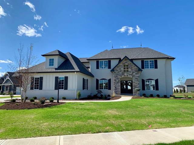 3110 Breyerton Cove, Fort Wayne, IN 46814 (MLS #202006485) :: TEAM Tamara