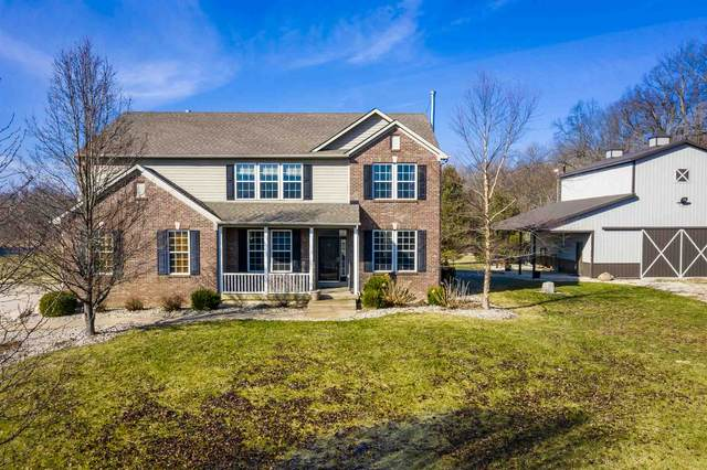 5569 N County Road 300 E, New Castle, IN 47362 (MLS #202006492) :: The ORR Home Selling Team