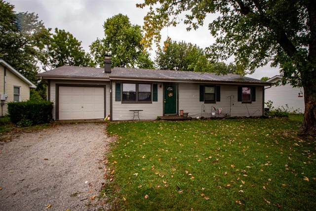 402 E 12th Street, Brookston, IN 47923 (MLS #202006497) :: The Romanski Group - Keller Williams Realty