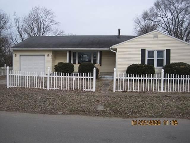 408 W 600 S., Muncie, IN 47302 (MLS #202006510) :: The ORR Home Selling Team