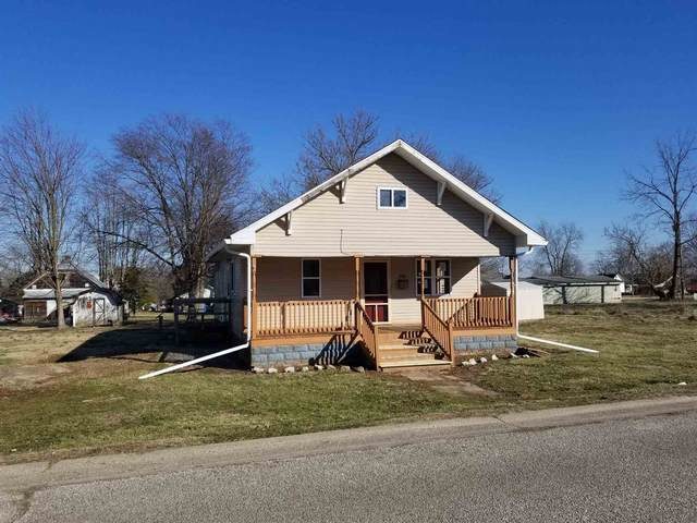 709 S Indiana Street, Bicknell, IN 47512 (MLS #202006512) :: Parker Team