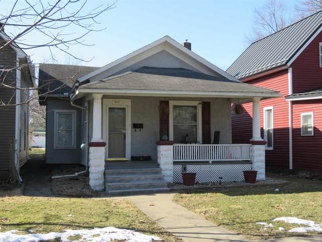 809 Emerson Street, Goshen, IN 46526 (MLS #202006539) :: Parker Team