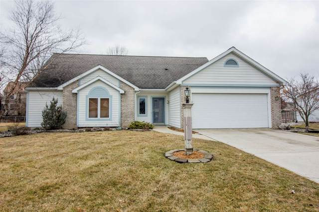 11427 Niland Pass, Fort Wayne, IN 46845 (MLS #202006554) :: Anthony REALTORS