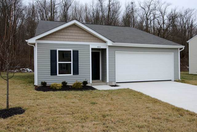 433 Arbor Lane, Huntington, IN 46750 (MLS #202006584) :: The ORR Home Selling Team