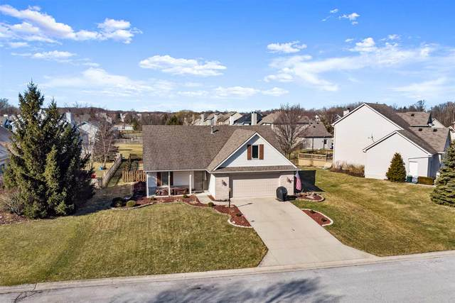 3620 Torch Lake Drive, Fort Wayne, IN 46804 (MLS #202006586) :: The ORR Home Selling Team