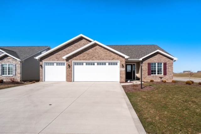 13502 Emerald Run Court, Fort Wayne, IN 46814 (MLS #202006627) :: TEAM Tamara
