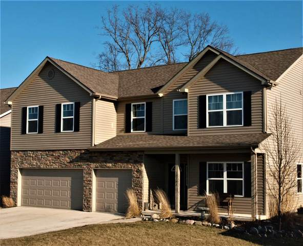 12762 Starling Cove, Fort Wayne, IN 46845 (MLS #202006629) :: Anthony REALTORS