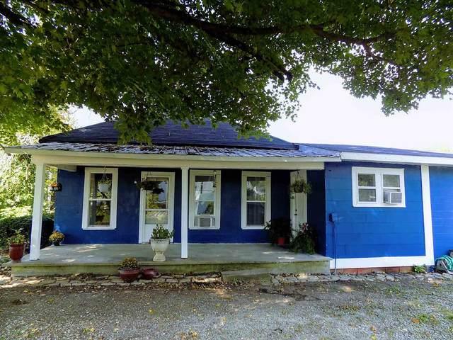 114 W Pennsylvania Street, Amboy, IN 46911 (MLS #202006647) :: The Carole King Team
