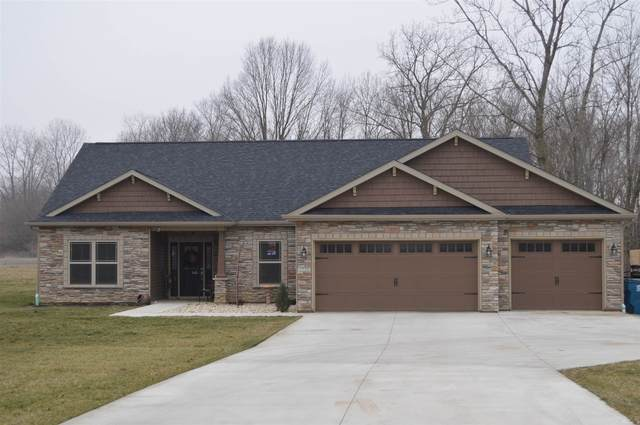 2725 S 500 W, Russiaville, IN 46979 (MLS #202006666) :: The Carole King Team